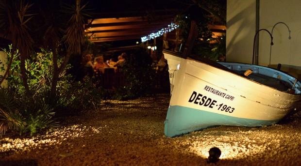 Restaurant Capri Formentera